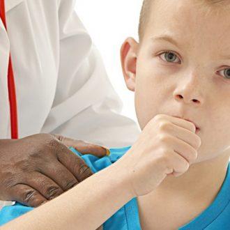 Антибиотики при бронхите для детей