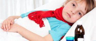 Антибиотики при бронхите у детей: правила выбора и приема