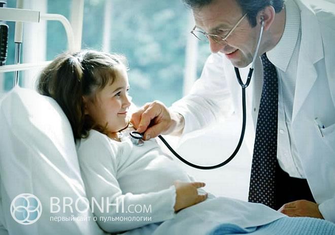Бронхит: причины и лечение