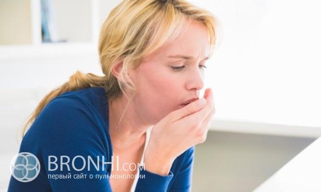 Что вызывает острый бронхит?