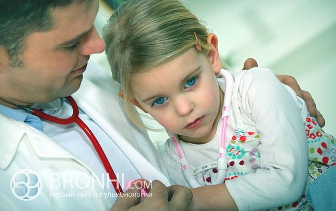 Диагностика и лечение бронхита у детей