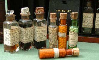 Противовирусные препараты гомеопатического и химического происхождения