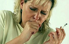 Кашель – основной симптом бронхита