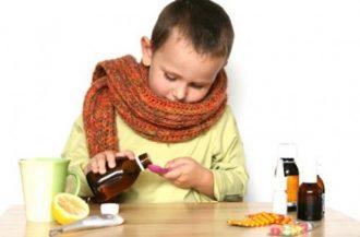 Компрессы для детей от кашля