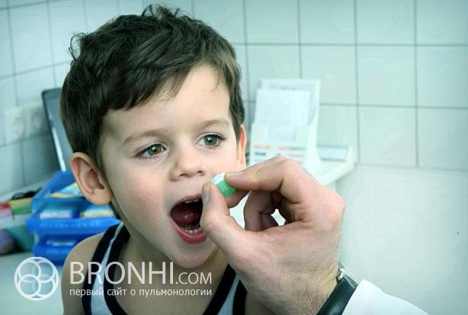 Лечение детского бронхита антибиотиками