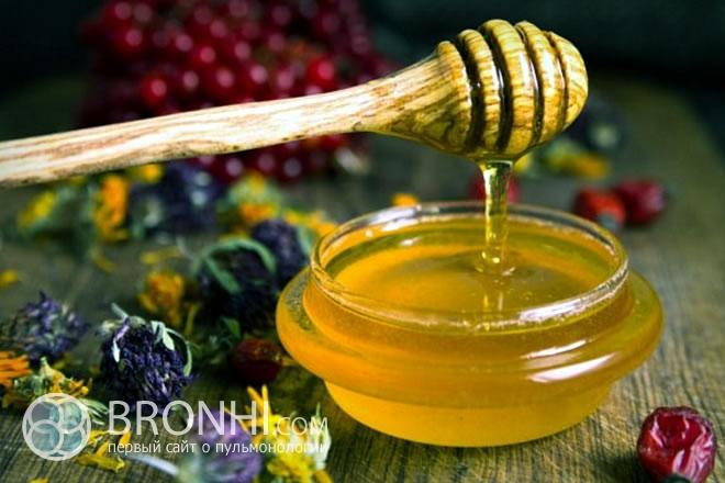 Народные средства в лечении острого бронхита