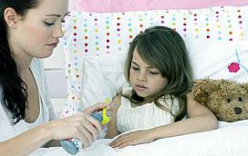 ОРВИ - кашель, боль и антибиотики