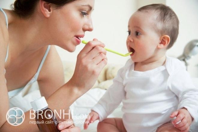 Острый бронхит: какие проявляются симптомы у детей?