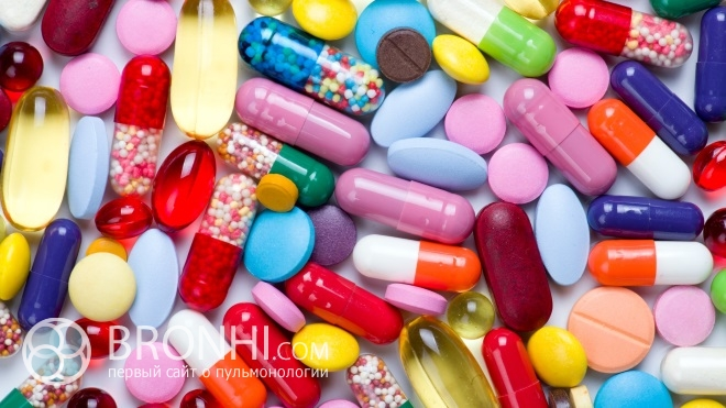 Правила приема антибиотиков