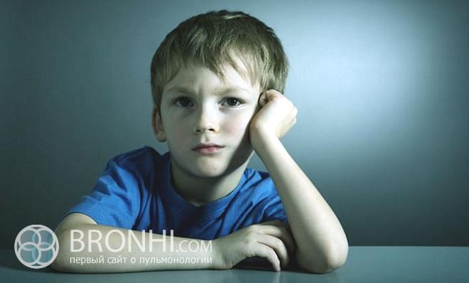Устранение остаточного кашля у ребенка