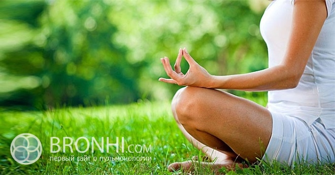 yoga-v-lechenii-bronhiЙога в лечении бронхита