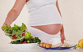 Запрещенные продукты во время беременности